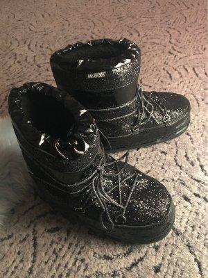 Moon Boots Glitzer Größe 40