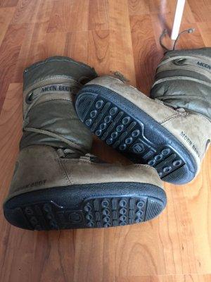 MOON BOOTS in der Farbe navy, Grösse 36 ❤️