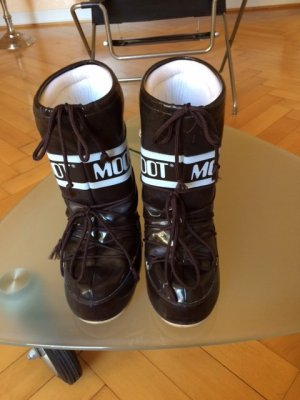 Moon boot Snow Boots dark brown