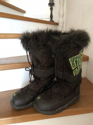 DC Shoes Sneeuwlaarzen donkerbruin