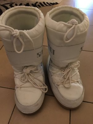 Moon boot Botte blanc