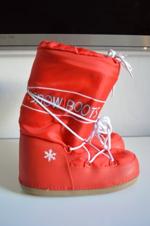 Moonboots / Snow Boots / Stiefel ~ Gr. 40/41 ~ rot