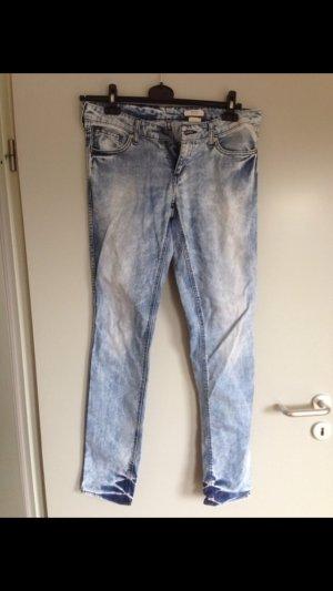 Moonwashed Jeans von H&M