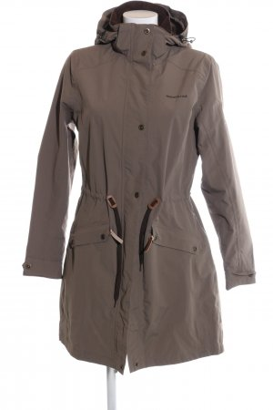 moorhead Heavy Raincoat brown casual look