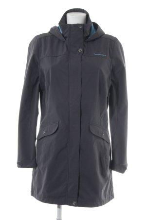 moorhead Softshelljacke grau-hellblau sportlicher Stil