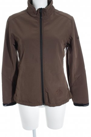 moorhead Softshell Jacket grey brown athletic style