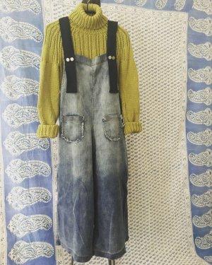 moosgrüner strickpullover / pulli / gruen / knits / vintage