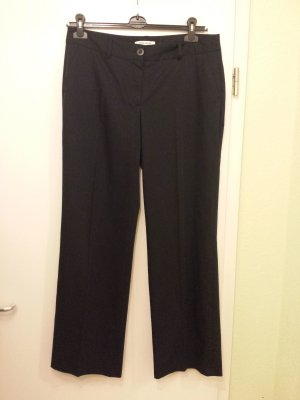 More & More Marlene Trousers dark blue cotton