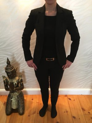 More & More Business Suit black