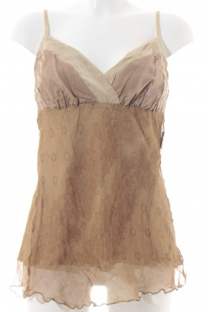 more Camisole Paisleymuster Ethno-Look