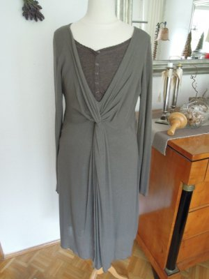 More Kleid Khaki Gr. M