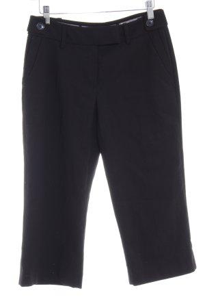More & More Pantalon 7/8 noir style décontracté