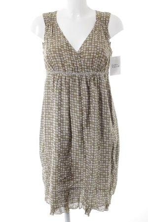 More & More A-Linien Kleid Blumenmuster Casual-Look
