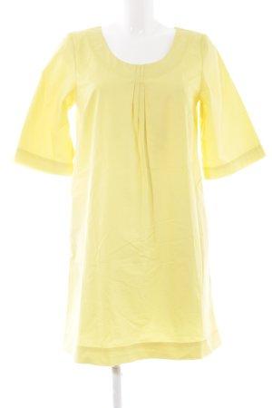 More & More A-Linien Kleid gelb 60ies-Stil