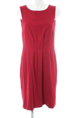 More & More A-Linien Kleid rot Elegant
