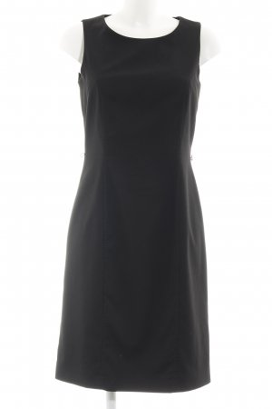 More & More A-Linien Kleid schwarz Casual-Look