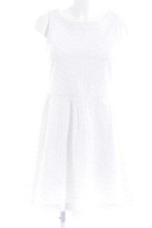 More & More A-lijn jurk wit casual uitstraling