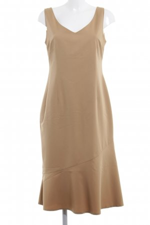 More & More Abendkleid beige Business-Look