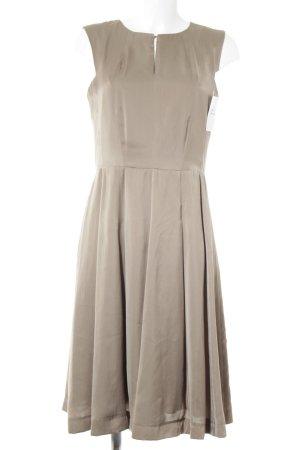More & More Abendkleid graubraun Elegant