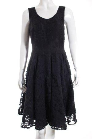 More & More Abendkleid schwarz Elegant