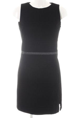 More & More Abendkleid schwarz schlichter Stil