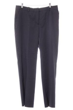 More & More Pantalon de costume bleu foncé style d'affaires