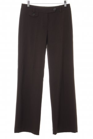 More & More Suit Trouser dark brown business style