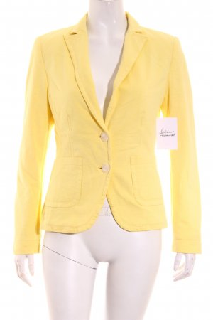 More & More Blazer gelb Casual-Look