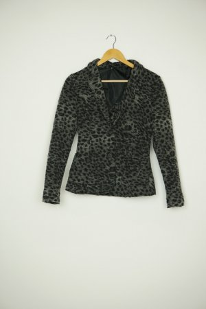 More & More Knitted Blazer taupe-khaki