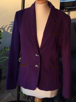 More & More Blazer lila Gr. 40