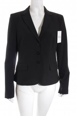 More & More Blazer schwarz Business-Look