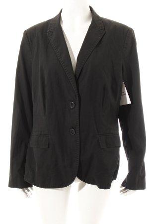 More & More Blazer schwarz klassischer Stil
