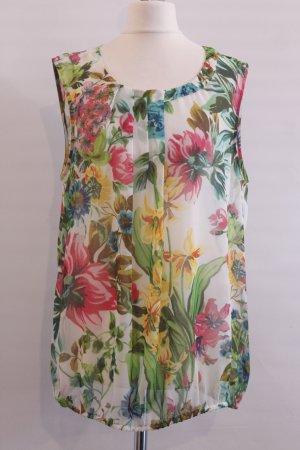 More & More Bluse Gr. 44 floral