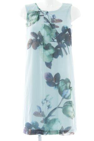 More & More Robe chemisier motif de fleur