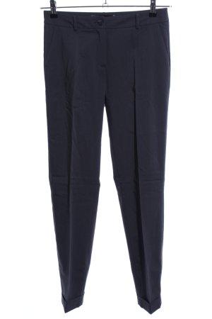 More & More Pantalón de pinza negro estilo «business»