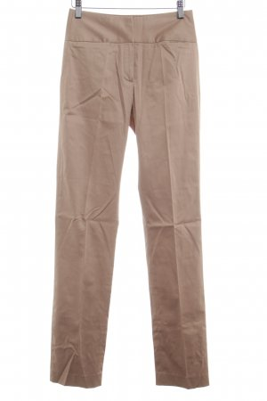 More & More Bundfaltenhose camel Casual-Look