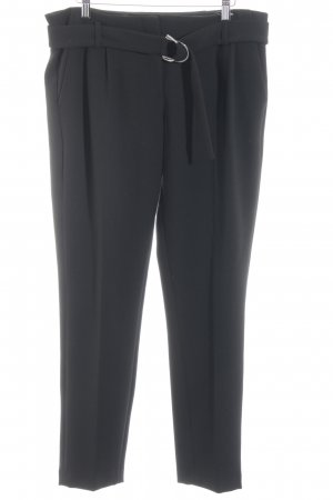 More & More Pleated Trousers black casual look