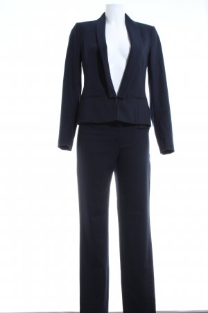 More & More Business Suit blue-natural white business style