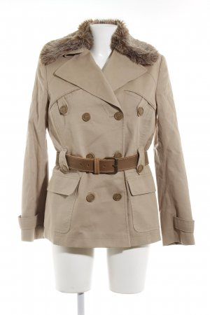 More & More Cabanjacke beige Casual-Look