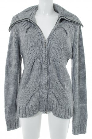 More & More Cardigan grau