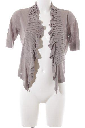 More & More Cardigan graubraun Casual-Look