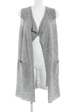 More & More Cardigan grigio chiaro stile casual