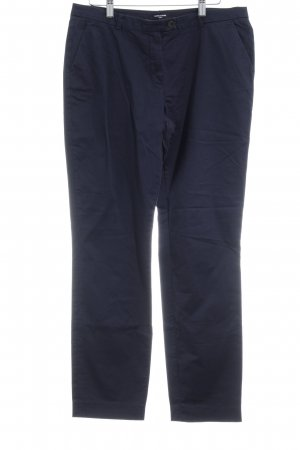 More & More Pantalone chino blu scuro stile casual