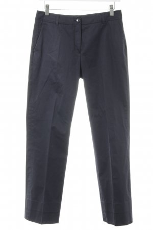 More & More Chinos dark blue simple style