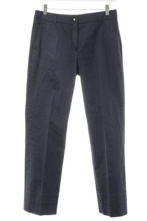 More & More Pantalon chinos bleu foncé style simple