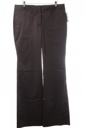 More & More Chinohose dunkelbraun Casual-Look