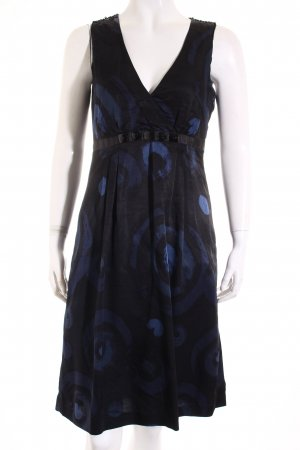 More & More Cocktailkleid schwarz-dunkelblau Elegant