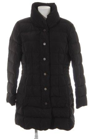 More & More Down Coat black fluffy