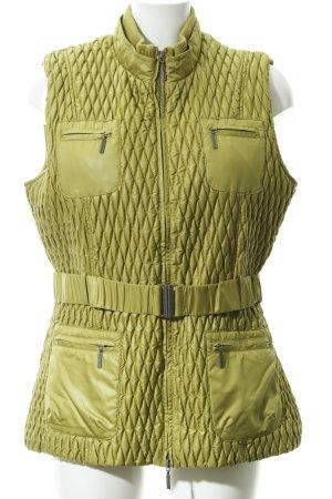 More & More Gilet en duvet jaune citron vert style décontracté