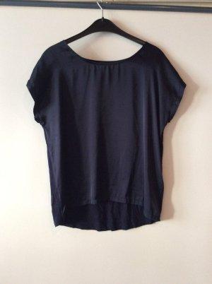 More & More T-shirt bleu foncé